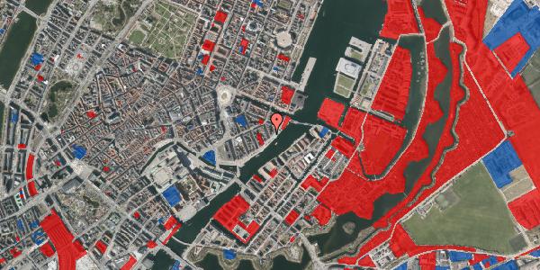 Jordforureningskort på Cort Adelers Gade 9, 1. tv, 1053 København K