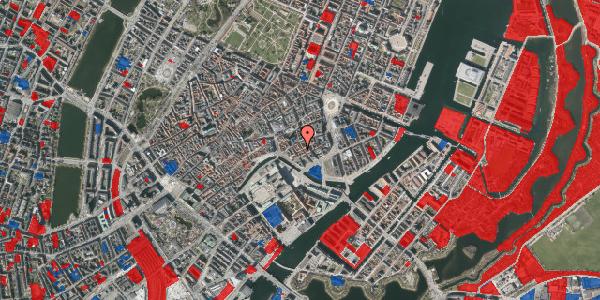 Jordforureningskort på Dybensgade 22, 2. tv, 1071 København K