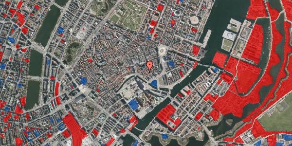 Jordforureningskort på Dybensgade 24, 3. , 1071 København K