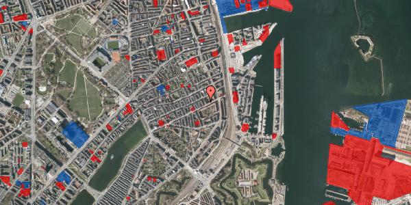 Jordforureningskort på Fiskedamsgade 2, st. th, 2100 København Ø