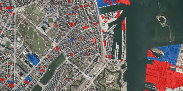 Jordforureningskort på Fiskedamsgade 2, 2. th, 2100 København Ø