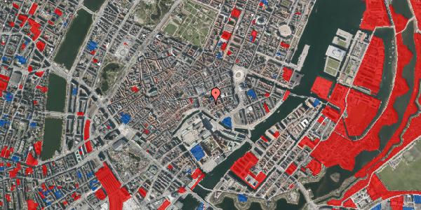 Jordforureningskort på Fortunstræde 1, 3. tv, 1065 København K
