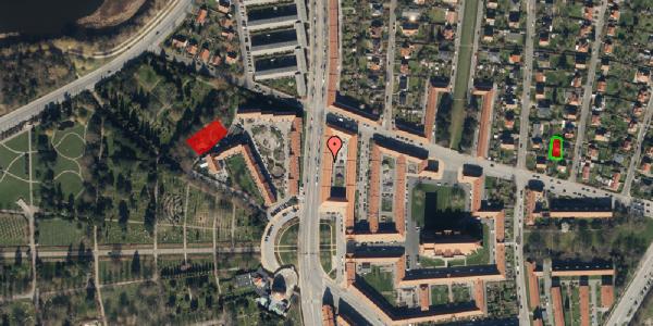 Jordforureningskort på Frederiksborgvej 154A, 2. , 2400 København NV