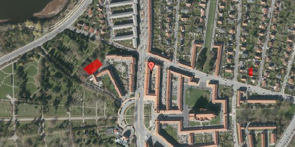 Jordforureningskort på Frederiksborgvej 154B, 1. th, 2400 København NV