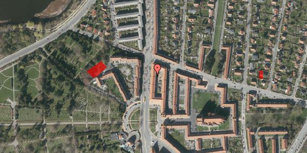 Jordforureningskort på Frederiksborgvej 154B, 2. th, 2400 København NV
