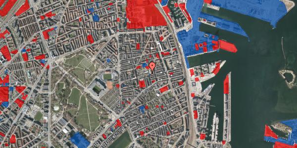 Jordforureningskort på Gammel Kalkbrænderi Vej 13, st. , 2100 København Ø