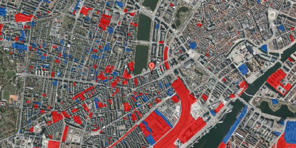 Jordforureningskort på Gammel Kongevej 9, 2. tv, 1610 København V