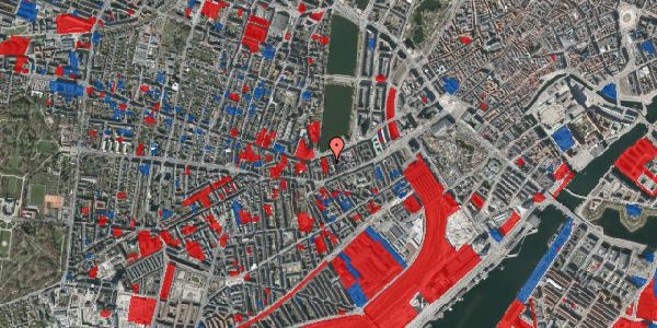 Jordforureningskort på Gammel Kongevej 21B, 2. tv, 1610 København V