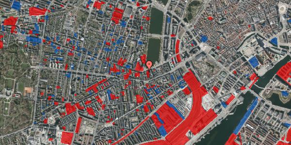 Jordforureningskort på Gammel Kongevej 27, kl. 2, 1610 København V