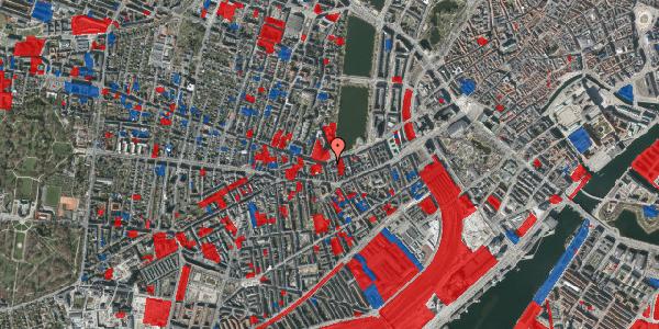 Jordforureningskort på Gammel Kongevej 29B, 4. tv, 1610 København V