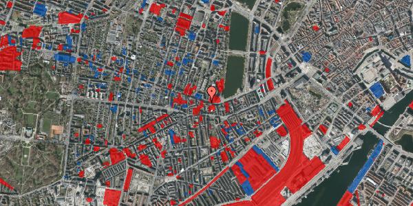 Jordforureningskort på Gammel Kongevej 35B, 3. tv, 1610 København V