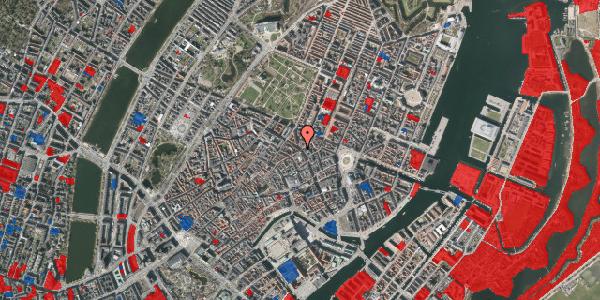 Jordforureningskort på Gammel Mønt 17, 1. , 1117 København K