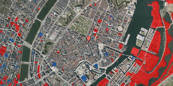 Jordforureningskort på Gammel Mønt 21, st. , 1117 København K