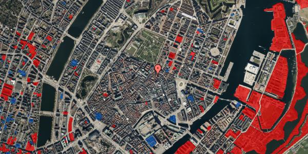 Jordforureningskort på Gammel Mønt 29, st. 3, 1117 København K