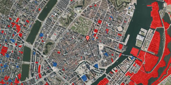 Jordforureningskort på Gammel Mønt 31, 1. , 1117 København K