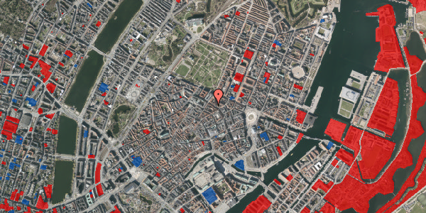 Jordforureningskort på Gammel Mønt 31, 2. , 1117 København K