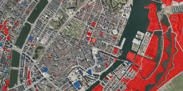 Jordforureningskort på Gothersgade 2, 5. , 1123 København K