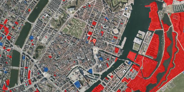 Jordforureningskort på Gothersgade 3, 1. , 1123 København K