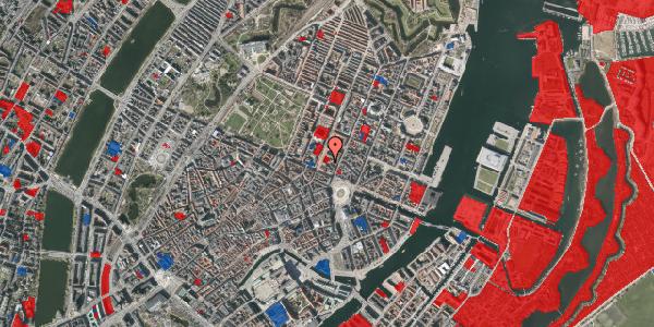 Jordforureningskort på Gothersgade 8F, 4. , 1123 København K