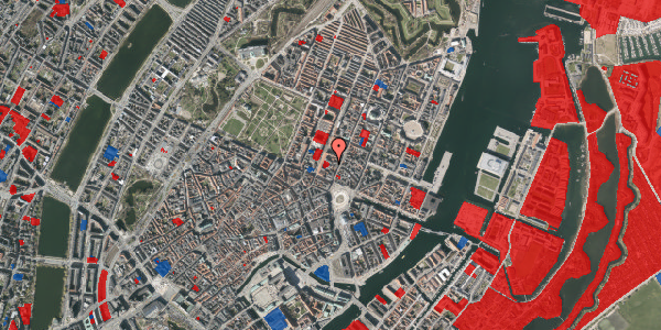 Jordforureningskort på Gothersgade 8K, st. , 1123 København K