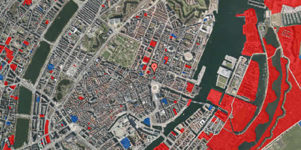 Jordforureningskort på Gothersgade 8L, st. tv, 1123 København K
