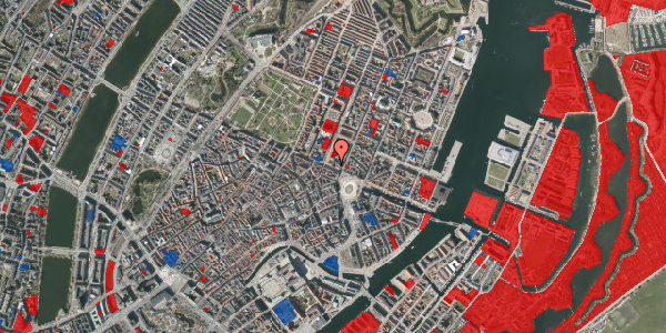 Jordforureningskort på Gothersgade 10A, 3. , 1123 København K