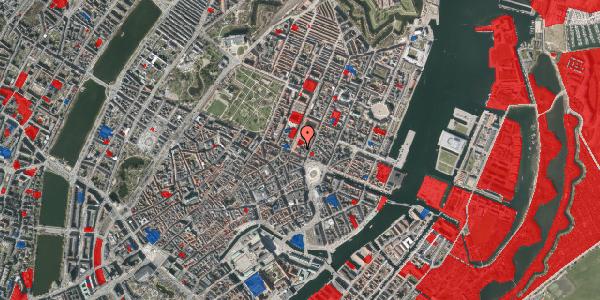 Jordforureningskort på Gothersgade 10C, 3. th, 1123 København K