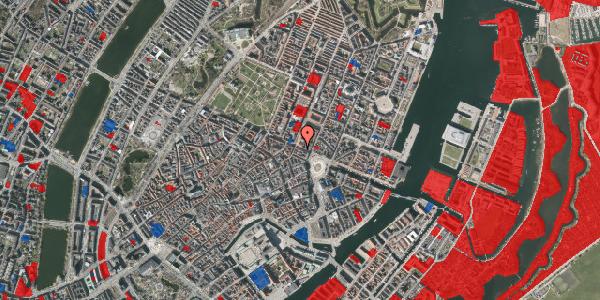 Jordforureningskort på Gothersgade 13, kl. 2, 1123 København K