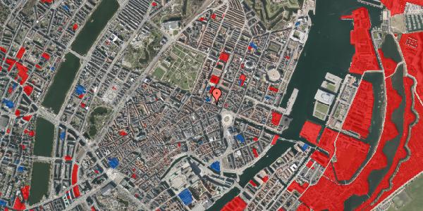 Jordforureningskort på Gothersgade 19, 3. , 1123 København K