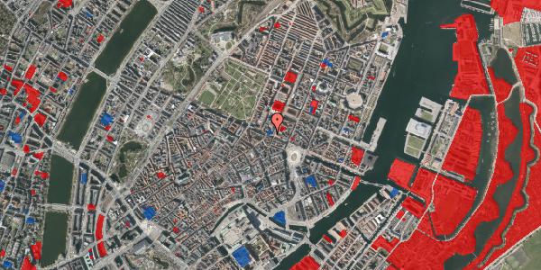 Jordforureningskort på Gothersgade 26, 3. tv, 1123 København K