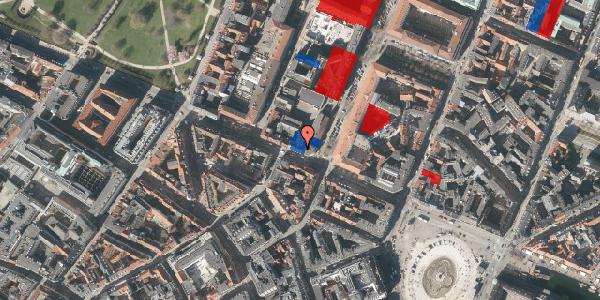 Jordforureningskort på Gothersgade 28, st. tv, 1123 København K