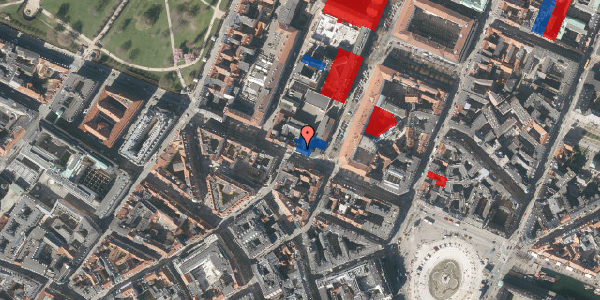 Jordforureningskort på Gothersgade 30, 1. , 1123 København K