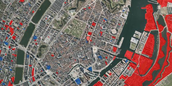 Jordforureningskort på Gothersgade 31, 1. , 1123 København K