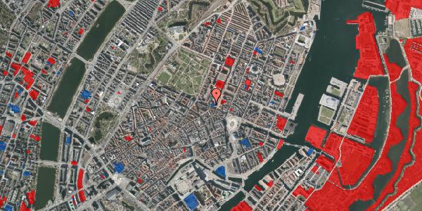 Jordforureningskort på Gothersgade 32, 1. , 1123 København K