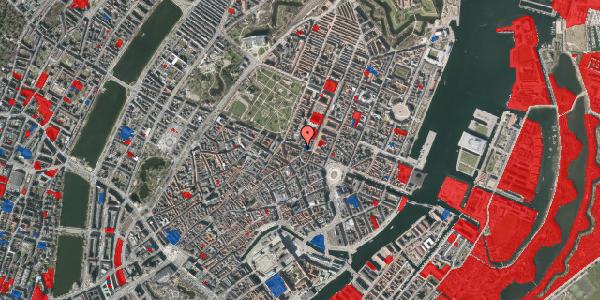 Jordforureningskort på Gothersgade 33A, 1. tv, 1123 København K