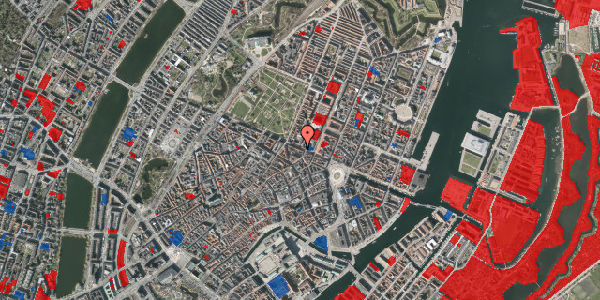 Jordforureningskort på Gothersgade 35, st. , 1123 København K