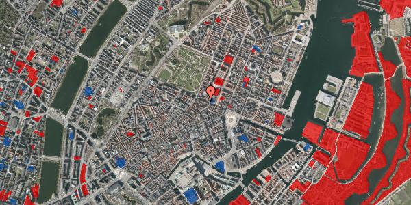 Jordforureningskort på Gothersgade 35, 3. , 1123 København K