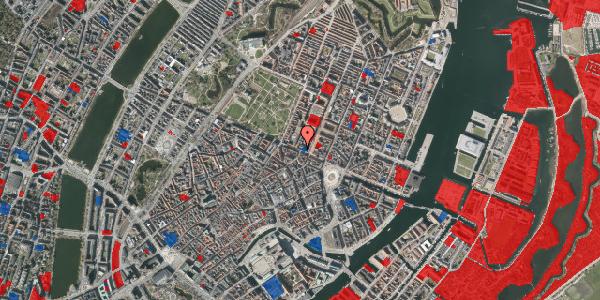 Jordforureningskort på Gothersgade 36, 3. , 1123 København K