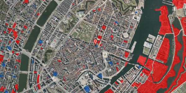 Jordforureningskort på Gothersgade 37, kl. , 1123 København K