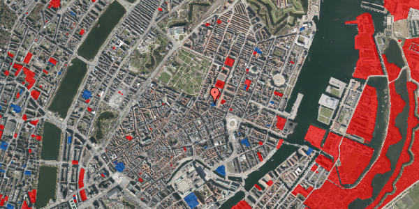 Jordforureningskort på Gothersgade 38, st. , 1123 København K
