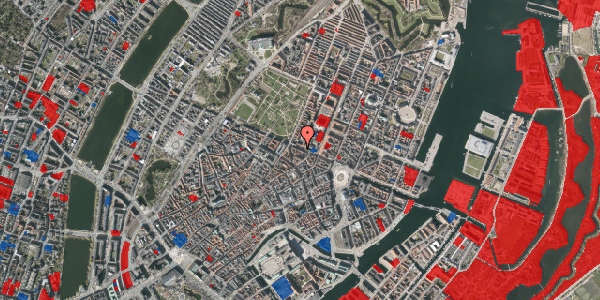 Jordforureningskort på Gothersgade 39, kl. tv, 1123 København K