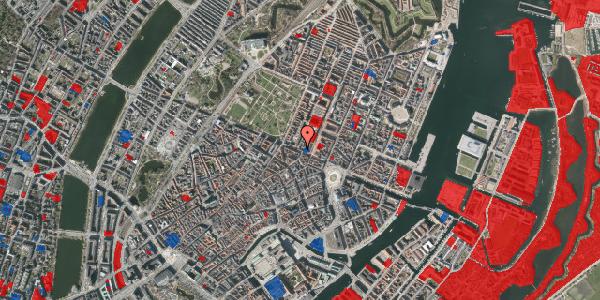 Jordforureningskort på Gothersgade 40, 1. th, 1123 København K