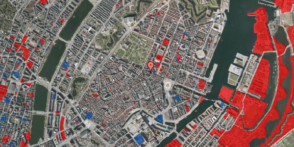 Jordforureningskort på Gothersgade 41A, 1. , 1123 København K
