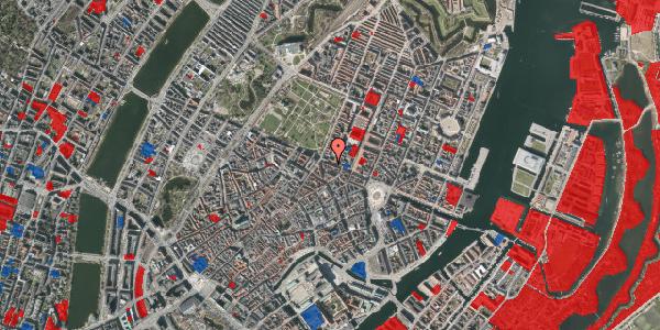 Jordforureningskort på Gothersgade 41, 1. , 1123 København K