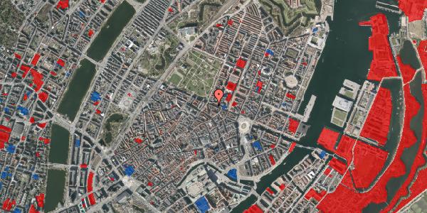 Jordforureningskort på Gothersgade 41, 3. th, 1123 København K