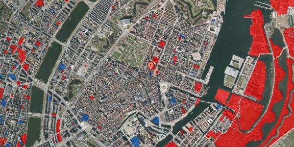 Jordforureningskort på Gothersgade 42, 4. th, 1123 København K