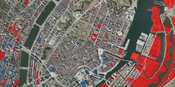 Jordforureningskort på Gothersgade 43, 1. , 1123 København K