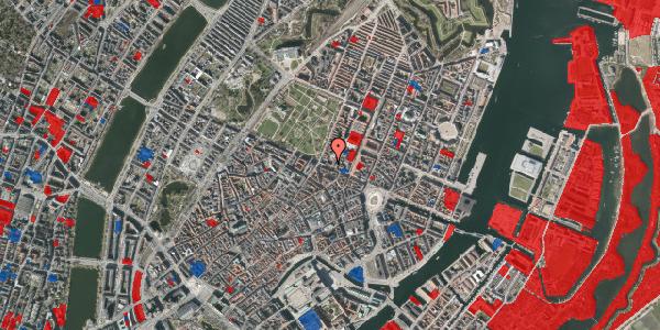 Jordforureningskort på Gothersgade 52, st. th, 1123 København K