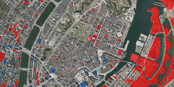 Jordforureningskort på Gothersgade 54, 1. 1, 1123 København K