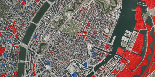 Jordforureningskort på Gothersgade 56, 3. , 1123 København K